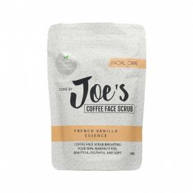Coffee Face Scrub - French Vanilla - 100 g