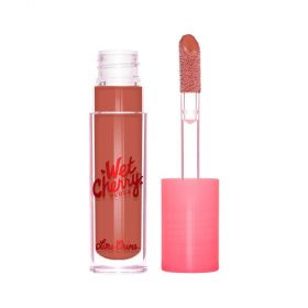Lime Crime - Wet Cherry Lip Gloss - Bitter Cherry (Soft Brown Nude)