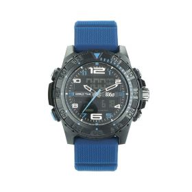 Black & Blue Watch - Sports - Men
