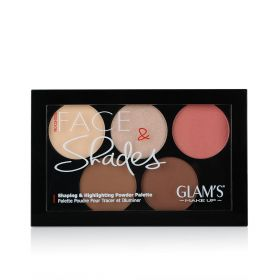 Face & Shades Contouring Palette - N.263