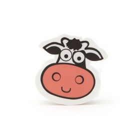 Isabelle Laurier Animal Farm Bath Fizzer Cow - 20g