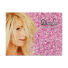 Paris Hilton - Dazzle Lady Set (Eau De Parfume 125ml + 10ml, Body Lotion 90ml, Shower Gel 90ml) - For Woman