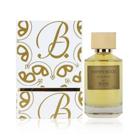 Breeq Perfumes - Leather Wood Eau De Parfum - 100ml - Unisex