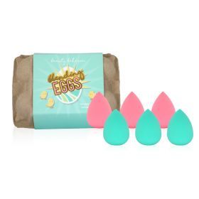 Blending Egg Beauty Sponges - 6Pcs