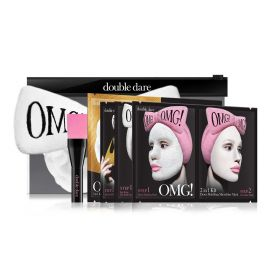 OMG! Premium Package - 4 Masks With White Hair Band