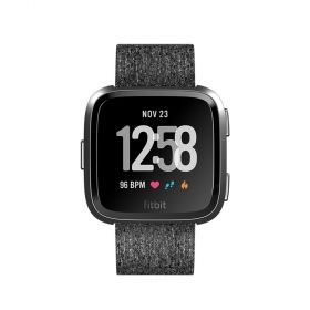 Versa Special Edition Charcoal Smartwatch - Unisex