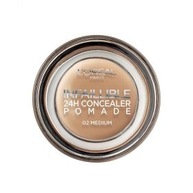 Loreal - Infallible Concealer Pomade Full Coverage Waterproof - N 02 Medium
