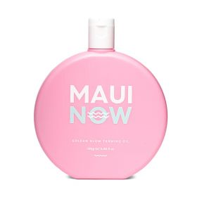 Maui Now - Golden Glow Tanning Oil - 100g