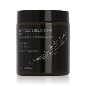 Kahina Giving Beauty - Moroccan Rose Beldi Soap - 250 g