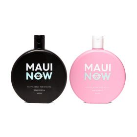 Maui Now - Tanning Oils Set - 2 Pieces