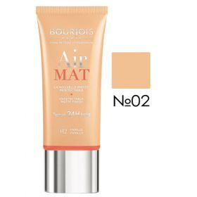 Bourjois Air Mat Foundation - N 2 - Vanilla