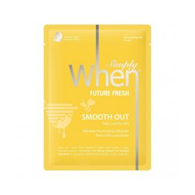 Simply When - Simply Future Fresh Softening & Rejuvenation Mask - 1Mask