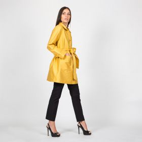 Yellow Gazar Jacket
