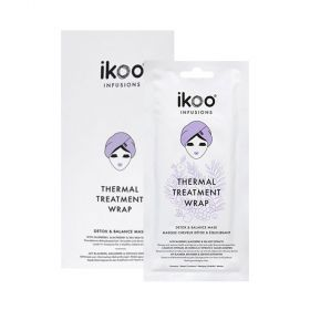 ikoo infusions - Thermal Treatment Wrap-Detox & Balance - 5 Pcs