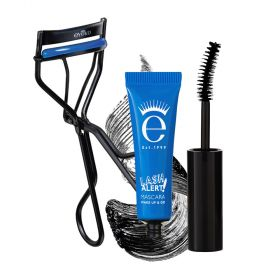Eyeko - Lash Alert Cushion Curler And Mascara Wake Up & Go - Black
