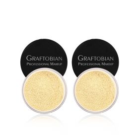 HD Cashmere Banana Setting Powder - 2 Pcs
