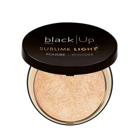 Black Up - Compact Highlighter Sublime Light - No. 02