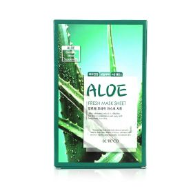 Aloe Fresh Deep Moisturizing Face Mask - 12 Sheets