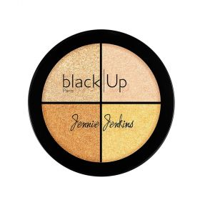 By Black Up - Highlighting Palette - N°01
