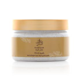 Alum Facial Scrub - 150gm