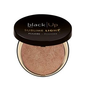 Black Up - Compact Highlighter Sublime Light - No. 04