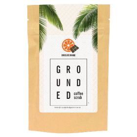 Grounded Chocolate Orange Coffee Body Scrub