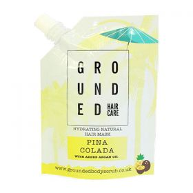 Grounded Pina Colada Hair Mask