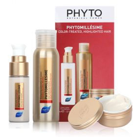 Phytomillesime Colored Hair Set - 3 Pcs