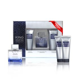 King Of Seduction Perfume Gift Set - Men