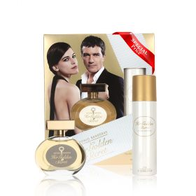 Her Golden Secret Perfume Gift Set - Women