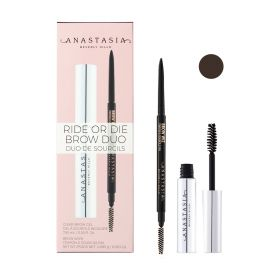 Ride Or Die Brow Duo Eyebrow Set - Dark Brown