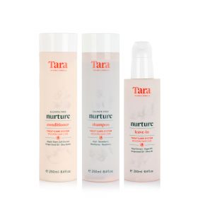 Nurture Hair Care Set - 3 Pcs