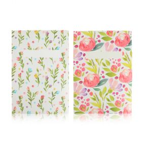 Doha Book - School Notebook - Flower