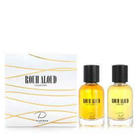 Rouh Al Oud Hair Mist Collection - 2X50 ml