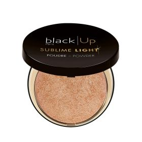 Black Up - Compact Highlighter Sublime Light - No. 03