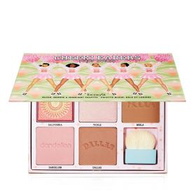 Cheekleaders Pink Squad Palette - 5 Colours