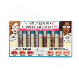 Mini Lip Gloss Kit - Vol. 2