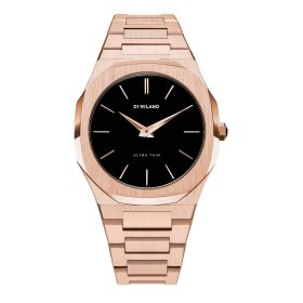 Ultra Thin Rose Gold - Unisex Watch