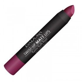 Isadora Twist-Up Matt Lips Lipstick - N 66 - Purple Prune