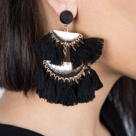 Ghadeer Albarjas - Poca Loca Earrings