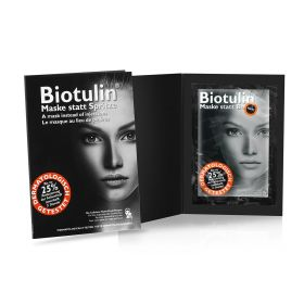 Biotulin - Bio Cellulose Mask - Pack of 4