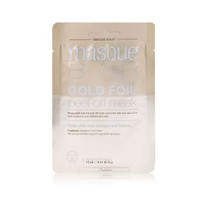 Gold Foil Peel Off Mask - Sachet