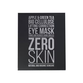 Apple And Green Tea Eye Mask - 10 Pcs