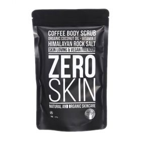 Coffee Body Scrub With Coconut Oil - 200 ml