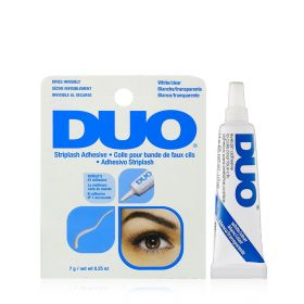 Duo - Striplash Adhesive - White/Clear