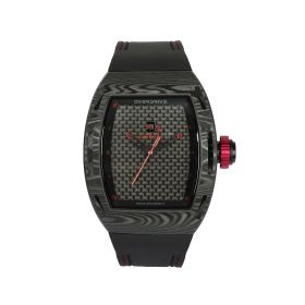 Quartz Black Watch - Men