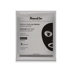 Bio-Cellulose Face Charcoal Mask