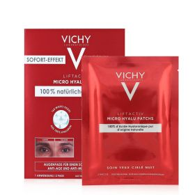 Liftactiv Micro Hyalu Eye Patches