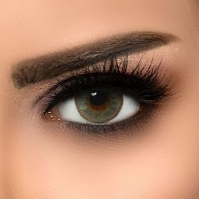 Dahab - Contact Lenses - Caramel - N21 (Monthly)