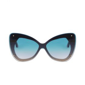 Eight Sunglasses - Rumours Cateye Blue Sunglasses